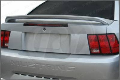 Restyling Ideas - Ford Mustang Restyling Ideas Spoiler - Factory 2001 Style - 01-FOMU01F