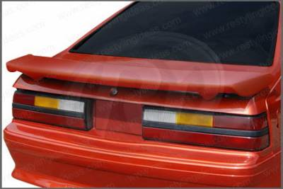 Restyling Ideas - Ford Mustang Restyling Ideas Spoiler - 01-FOMU79