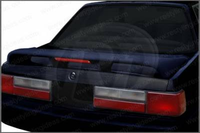 Restyling Ideas - Ford Mustang Restyling Ideas Spoiler - 01-FOMU79CC