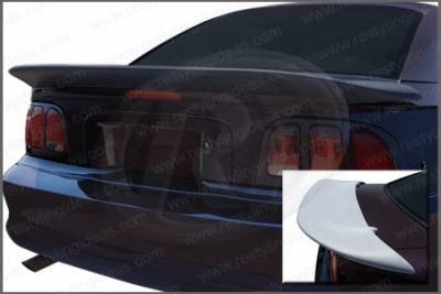 Restyling Ideas - Ford Mustang Restyling Ideas Spoiler - 01-FOMU94SW