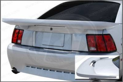Restyling Ideas - Ford Mustang Restyling Ideas Spoiler - 01-FOMU99BW