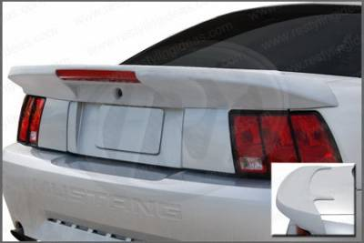 Restyling Ideas - Ford Mustang Restyling Ideas Spoiler - 01-FOMU99SB