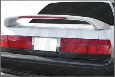 Restyling Ideas - Honda Accord 2DR & 4DR Restyling Ideas Mid Wing Spoiler with LED - 01-HOAC90ML
