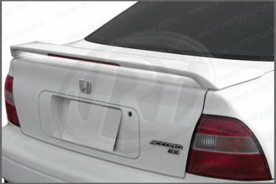 Restyling Ideas - Honda Accord 2DR & 4DR Restyling Ideas Factory Style Spoiler with LED - 01-HOAC94FL