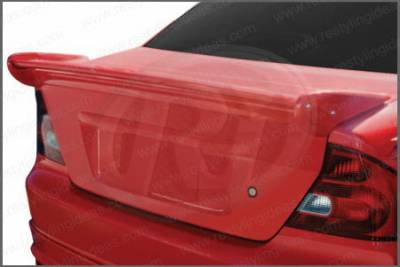 Restyling Ideas - Honda Civic 2DR Restyling Ideas Spoiler - 01-HOCI012MGT
