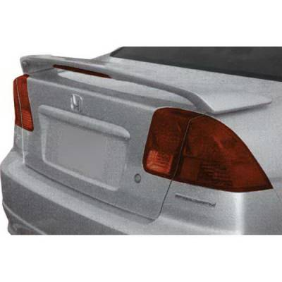 Restyling Ideas - Honda Civic 4DR Restyling Ideas Spoiler - 01-HOCI05F4L