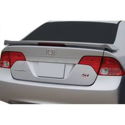 Restyling Ideas - Honda Civic 4DR Restyling Ideas Spoiler - 01-HOCI08F4L