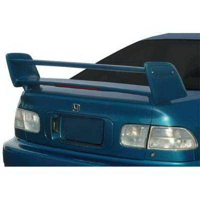 Restyling Ideas - Honda Civic 2DR Restyling Ideas Spoiler - 01-HOCI92SK4L