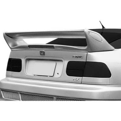Restyling Ideas - Honda Civic 2DR Restyling Ideas Spoiler - 01-HOCI96GTL