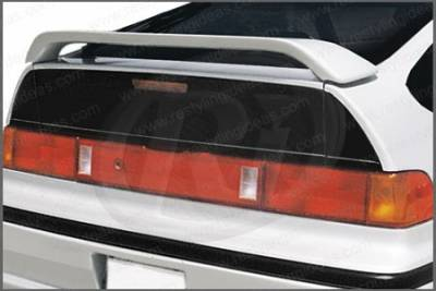 Restyling Ideas - Honda CRX Restyling Ideas Mugen Style Spoiler - 01-HOCR88M