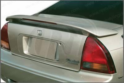 Restyling Ideas - Honda Prelude Restyling Ideas Factory Style Spoiler - 01-HOPR92FL