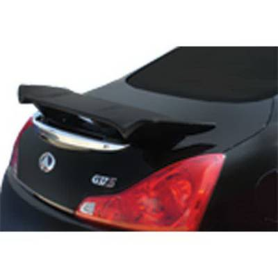 Restyling Ideas - Infiniti G37 Restyling Ideas Spoiler - 01-ING308C22PL