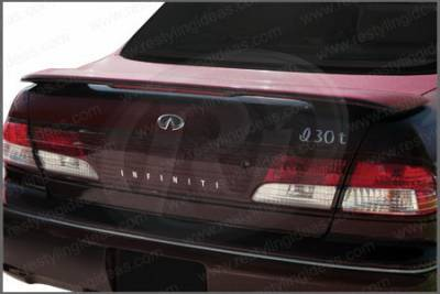 Restyling Ideas - Infiniti I-30 Restyling Ideas Factory Style Spoiler with LED - 01-INI395FL