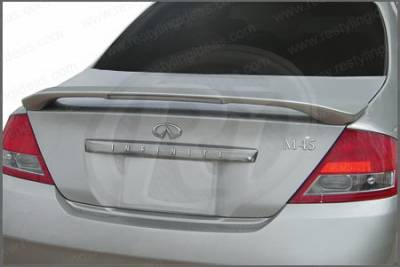 Restyling Ideas - Infiniti M45 Restyling Ideas Factory Style Spoiler with LED - 01-INM403FL
