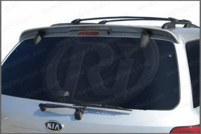 Restyling Ideas - Kia Sorento Restyling Ideas Factory Style Spoiler - 01-KISO03F