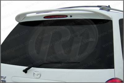 Restyling Ideas - Mazda MPV Restyling Ideas Factory Style Spoiler - 01-MAMPV00F