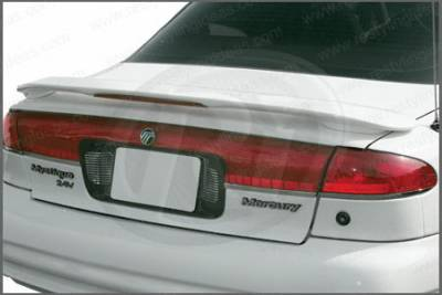 Restyling Ideas - Mercury Mystique Restyling Ideas Factory Style Spoiler with LED - 01-MEMY95FL