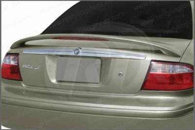 Restyling Ideas - Mercury Sable Restyling Ideas Factory Style Spoiler with LED - 01-MESA00FL