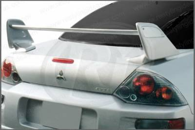 Restyling Ideas - Mitsubishi Eclipse Restyling Ideas V-Line Style Spoiler - 01-MIEC00V