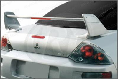 Restyling Ideas - Mitsubishi Eclipse Restyling Ideas V-Line Style Spoiler with LED - 01-MIEC00VLL