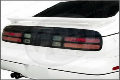 Restyling Ideas - Chrysler 300 Restyling Ideas Turbo Style Spoiler - Factory 1994 Style - 01-NI3094FT