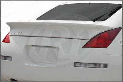 Restyling Ideas - Nissan 350Z Restyling Ideas Aggressive Style Spoiler - 01-NI3503CPLMA