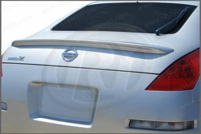 Restyling Ideas - Nissan 260Z Restyling Ideas Factory Lip Style Spoiler - 01-NI3503F
