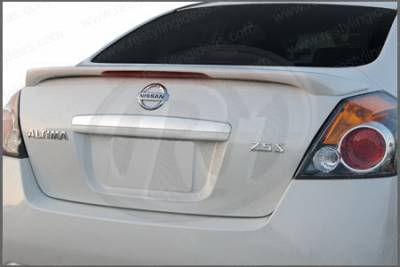 Restyling Ideas - Nissan Altima Restyling Ideas Factory Style Spoiler with LED - 01-NIAL07FL