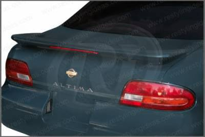 Restyling Ideas - Nissan Altima Restyling Ideas Factory Style Spoiler with LED - 01-NIAL93FL