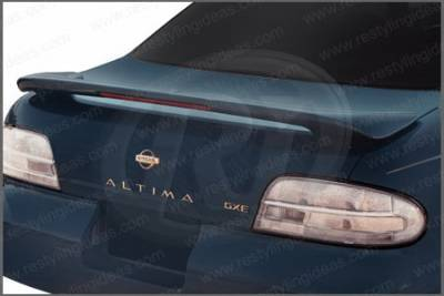 Restyling Ideas - Nissan Altima Restyling Ideas Factory Style Spoiler with LED - 01-NIAL95FL