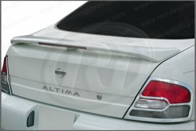 Restyling Ideas - Nissan Altima Restyling Ideas Factory Style Spoiler with LED - 01-NIAL98FL