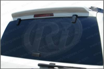 Restyling Ideas - Nissan Armada Restyling Ideas Custom Style Spoiler - 01-NIPA04C