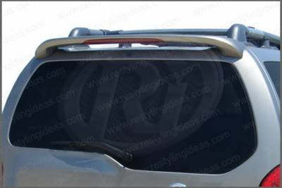 Restyling Ideas - Nissan Xterra Restyling Ideas Custom Style Spoiler with LED - 01-NIXT05CL