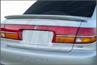 Restyling Ideas - Lexus LS Restyling Ideas Factory Style Spoiler - 01-SALS00F
