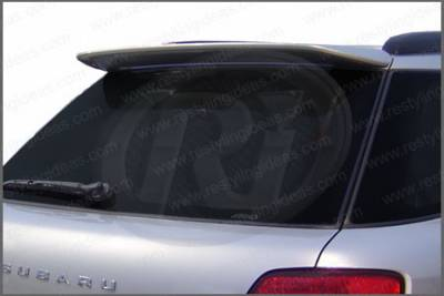 Restyling Ideas - Subaru Impreza Restyling Ideas Factory Style Spoiler - 01-SUIMW02F