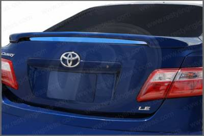 Restyling Ideas - Toyota Camry Restyling Ideas Custom 2-Post Style Spoiler - 01-TOCA07C2P