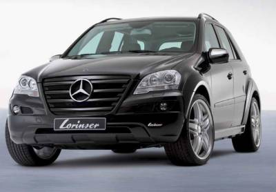 Lorinser - Mercedes-Benz ML Lorinser Body Kit
