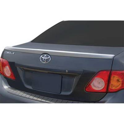 Restyling Ideas - Toyota Corolla Restyling Ideas Spoiler - 01-TOCO09CLM