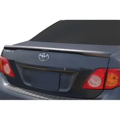 Restyling Ideas - Toyota Corolla Restyling Ideas Spoiler - 01-TOCO09FLM