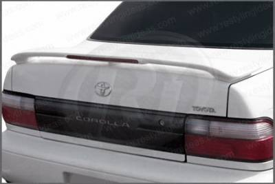 Restyling Ideas - Toyota Corolla Restyling Ideas Spoiler - 01-TOCO94FL