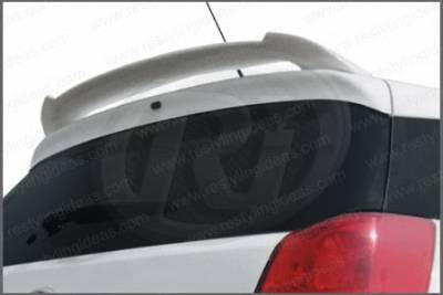 Restyling Ideas - Toyota Matrix Restyling Ideas Spoiler - 01-TOMA03RC