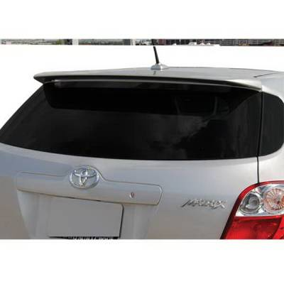 Restyling Ideas - Toyota Matrix Restyling Ideas Spoiler - 01-TOMA09F