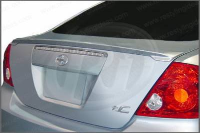 Restyling Ideas - Scion tC Restyling Ideas Factory Lip Style Spoiler - 01-TOSC05FTC