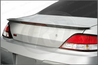 Restyling Ideas - Toyota Solara Restyling Ideas Factory Style Spoiler with LED - 01-TOSO99FL