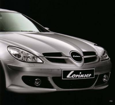 Lorinser - Mercedes-Benz SLK Lorinser Evolution Body Kit