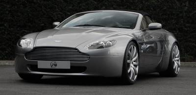 Kahn - Aston Martin Vantage Aero Kit