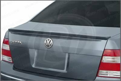 Restyling Ideas - Volkswagen Jetta Restyling Ideas Custom Lip Style Spoiler - 01-VWJE04C