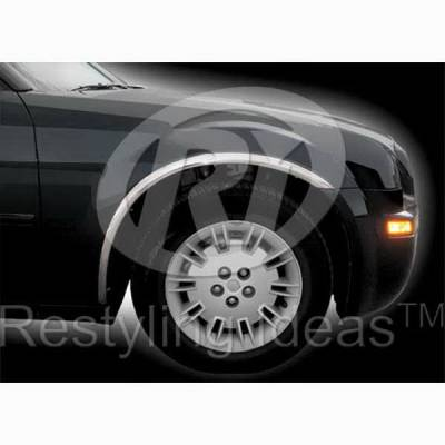 Restyling Ideas - Chrysler 300 Restyling Ideas Fender Trim - 02-CR-300C04