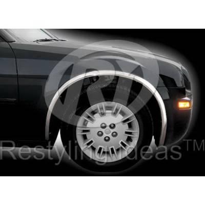 Restyling Ideas - Chrysler 300 Restyling Ideas Fender Trim - 02-CR-300C04L