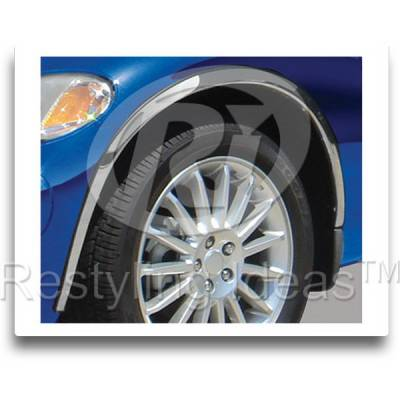Restyling Ideas - Chrysler PT Cruiser Restyling Ideas Fender Trim - 02-CR-PTCR00